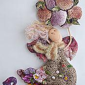 Куклы и игрушки ручной работы. Ярмарка Мастеров - ручная работа О чём ещё поёт ветер). Handmade.