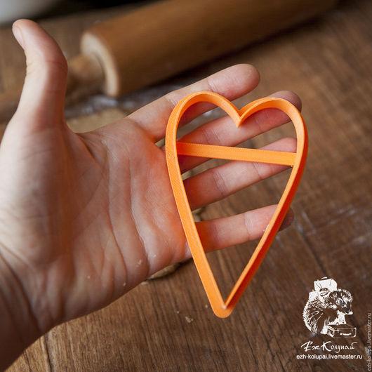 Кухня ручной работы. Ярмарка Мастеров - ручная работа. Купить Сердце Тильда -№076-10 Вырубка для печенья и пряников. Handmade.