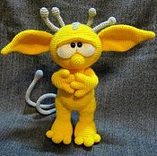Stuffed Toys handmade. Livemaster - original item Alien Nook-Nook. Handmade.
