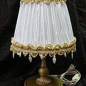Для дома и интерьера ручной работы. Ярмарка Мастеров - ручная работа Настольные лампы, абажуры. Handmade.
