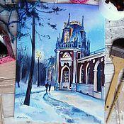 Картины и панно ручной работы. Ярмарка Мастеров - ручная работа Царицыно. Handmade.