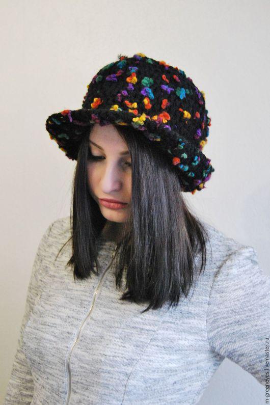 """Шапки ручной работы. Ярмарка Мастеров - ручная работа. Купить Шляпка """"Retro flower cap"""". Handmade. Шапка женская"""