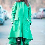 Одежда handmade. Livemaster - original item Winter wool cashmere coat-CT0054CA. Handmade.