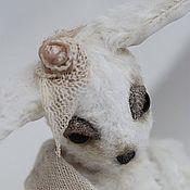 Куклы и игрушки ручной работы. Ярмарка Мастеров - ручная работа Мадмуазель Бланка. Handmade.