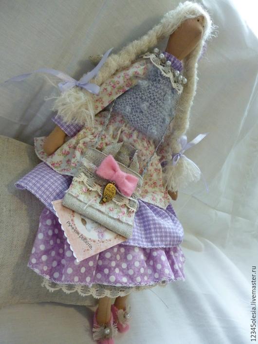 Куклы Тильды ручной работы. Ярмарка Мастеров - ручная работа. Купить Ангел Агнесса. Handmade. Летний ангел агнесса
