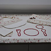 Работы для детей, ручной работы. Ярмарка Мастеров - ручная работа Набор для прикорма Цветочный. Handmade.