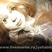 """Куклы и игрушки ручной работы. Ярмарка Мастеров - ручная работа Кукла """"Сепия"""". Handmade."""