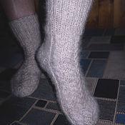 Аксессуары handmade. Livemaster - original item Women`s knitted socks Gift №3. Handmade.