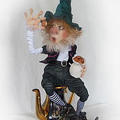Куклы и игрушки ручной работы. Ярмарка Мастеров - ручная работа Золото лепрекона. Handmade.