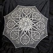 Свадебный салон ручной работы. Ярмарка Мастеров - ручная работа Зонт №2 (айвори). Handmade.