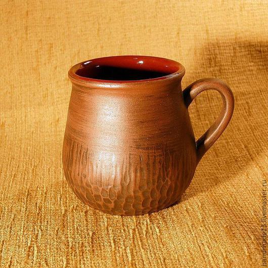 """Чайники, кофейники ручной работы. Ярмарка Мастеров - ручная работа. Купить кружка """"капля"""". Handmade. Дача, кружка, глазурь"""