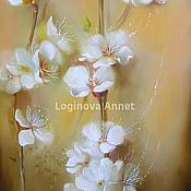 Картины и панно handmade. Livemaster - original item Delicate bloom. Handmade.