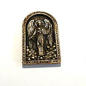 Сувениры и подарки handmade. Livemaster - original item Icon guardian angel. Handmade.