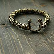 Украшения handmade. Livemaster - original item Bracelet with runes, men`s bracelet,bracelet with runes. Handmade.