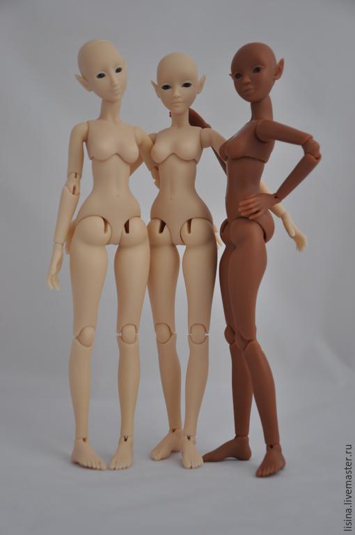 Коллекционные куклы ручной работы. Ярмарка Мастеров - ручная работа. Купить Шарнирная полиуретановая кукла голышка. Предзаказ на ноябрь. Handmade.
