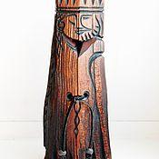 Фен-шуй и эзотерика ручной работы. Ярмарка Мастеров - ручная работа Талисман любви из кедра. Handmade.
