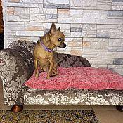 Для домашних животных, handmade. Livemaster - original item Couch for pet`s Favorit. Handmade.