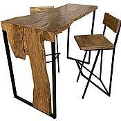 Для дома и интерьера handmade. Livemaster - original item Bar set