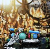 Украшения ручной работы. Ярмарка Мастеров - ручная работа Браслеты Этника с памятью. Handmade.