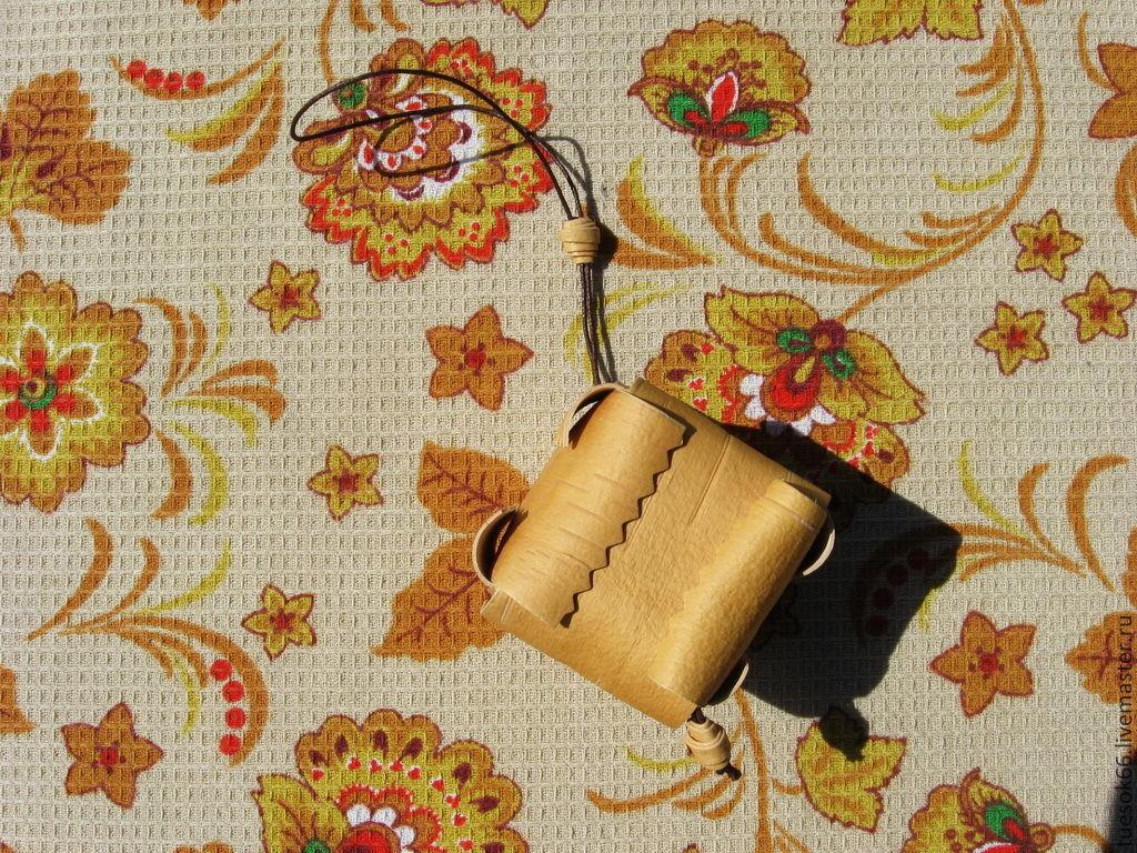 Берестяной шаркунок, Мягкие игрушки, Асино,  Фото №1