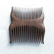 Сувениры и подарки handmade. Livemaster - original item Comb wooden