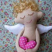 Куклы и игрушки ручной работы. Ярмарка Мастеров - ручная работа Ангелок.. Handmade.