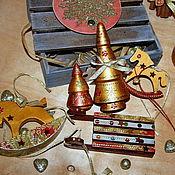 Подарки к праздникам ручной работы. Ярмарка Мастеров - ручная работа Звездные лошадки. Набор игрушек в ящичке. Handmade.