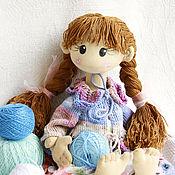 Куклы и игрушки ручной работы. Ярмарка Мастеров - ручная работа Таисья (27 см). Handmade.