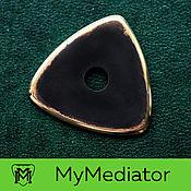 Музыкальные инструменты handmade. Livemaster - original item Bassanova guitar pick. Handmade.