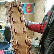 Хранение вещей ручной работы. Ярмарка Мастеров - ручная работа Подставка для оружия. Handmade.