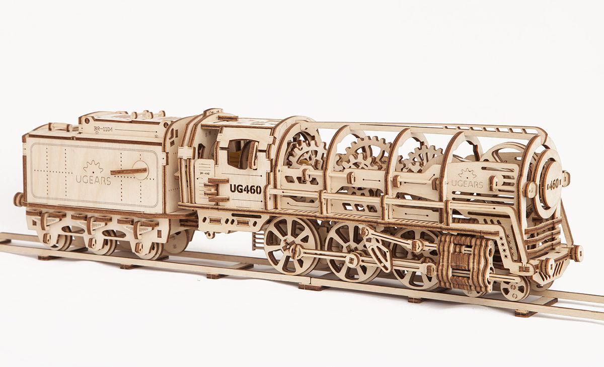 Деревянные конструкторы Ugears