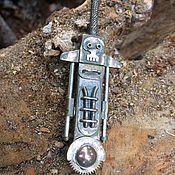 """Сувениры и подарки handmade. Livemaster - original item Флешка """"Меч короля Эльдара"""". Handmade."""