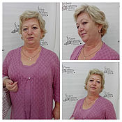 Одежда ручной работы. Ярмарка Мастеров - ручная работа Комплект: платье и кардиган. Handmade.