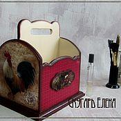 Для дома и интерьера handmade. Livemaster - original item Box-stand