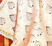 Для дома и интерьера ручной работы. Ярмарка Мастеров - ручная работа Плед Поколение. Handmade.