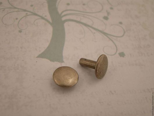Другие виды рукоделия ручной работы. Ярмарка Мастеров - ручная работа. Купить Хольнитен 2ст 9мм на 9мм антик. Handmade.