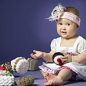 Куклы и игрушки ручной работы. Ярмарка Мастеров - ручная работа вязаные пирожные и фрукты. Handmade.