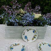 Свадебный салон ручной работы. Ярмарка Мастеров - ручная работа Ящик для цветов Свадьба в саду. Handmade.