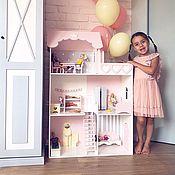 Кукольные домики ручной работы. Ярмарка Мастеров - ручная работа Домик для кукол Barbie. Handmade.