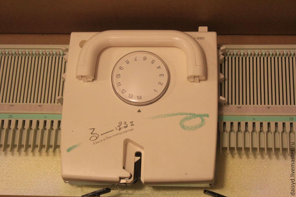 Brother KH-390,3-5 класс, вяз. машина трансформер  в отл.сост.Япония, Инструменты для вязания, Хабаровск,  Фото №1