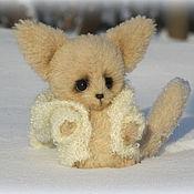 Куклы и игрушки ручной работы. Ярмарка Мастеров - ручная работа Фенек Топа. Handmade.
