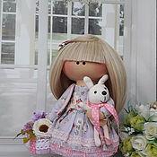Игрушки ручной работы. Ярмарка Мастеров - ручная работа Игрушки: Кукла интерьерная. Handmade.