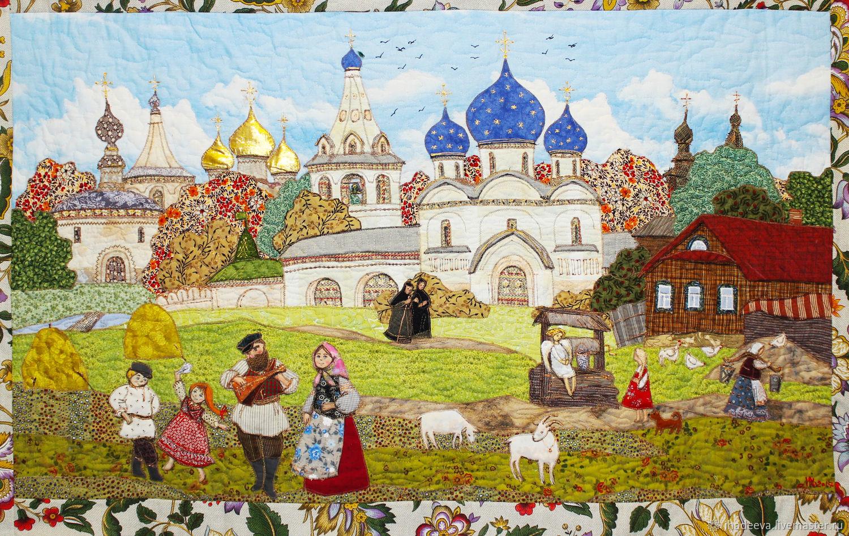 Летний день в Суздале, Картины, Владимир,  Фото №1