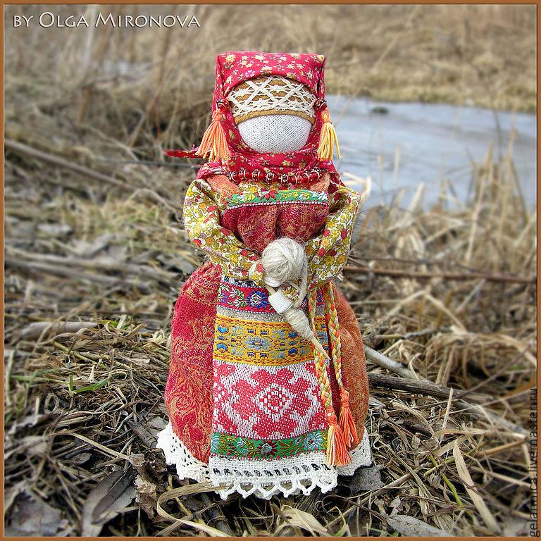 Кукла на руси