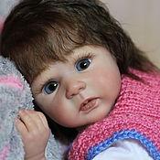 Куклы и игрушки ручной работы. Ярмарка Мастеров - ручная работа Кукла реборн Олеся.. Handmade.