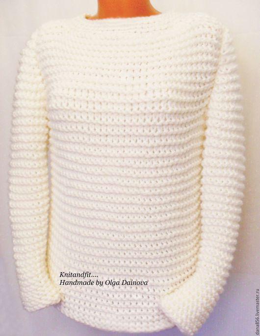 Шерстяной пуловер доставка