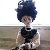 Куклы и игрушки ручной работы. Ярмарка Мастеров - ручная работа Птичница.. Handmade.