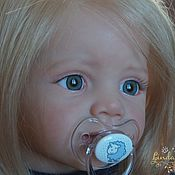 Куклы и игрушки ручной работы. Ярмарка Мастеров - ручная работа кукла реборн Мирабелла (куклы реборн Дмитриевой Ирины). Handmade.