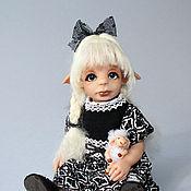 Куклы и игрушки ручной работы. Ярмарка Мастеров - ручная работа Эльфочка Лилит. Handmade.