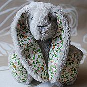 Куклы и игрушки ручной работы. Ярмарка Мастеров - ручная работа Теплый заяц. Handmade.